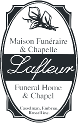 Maison funéraire & chapelle Lafleur